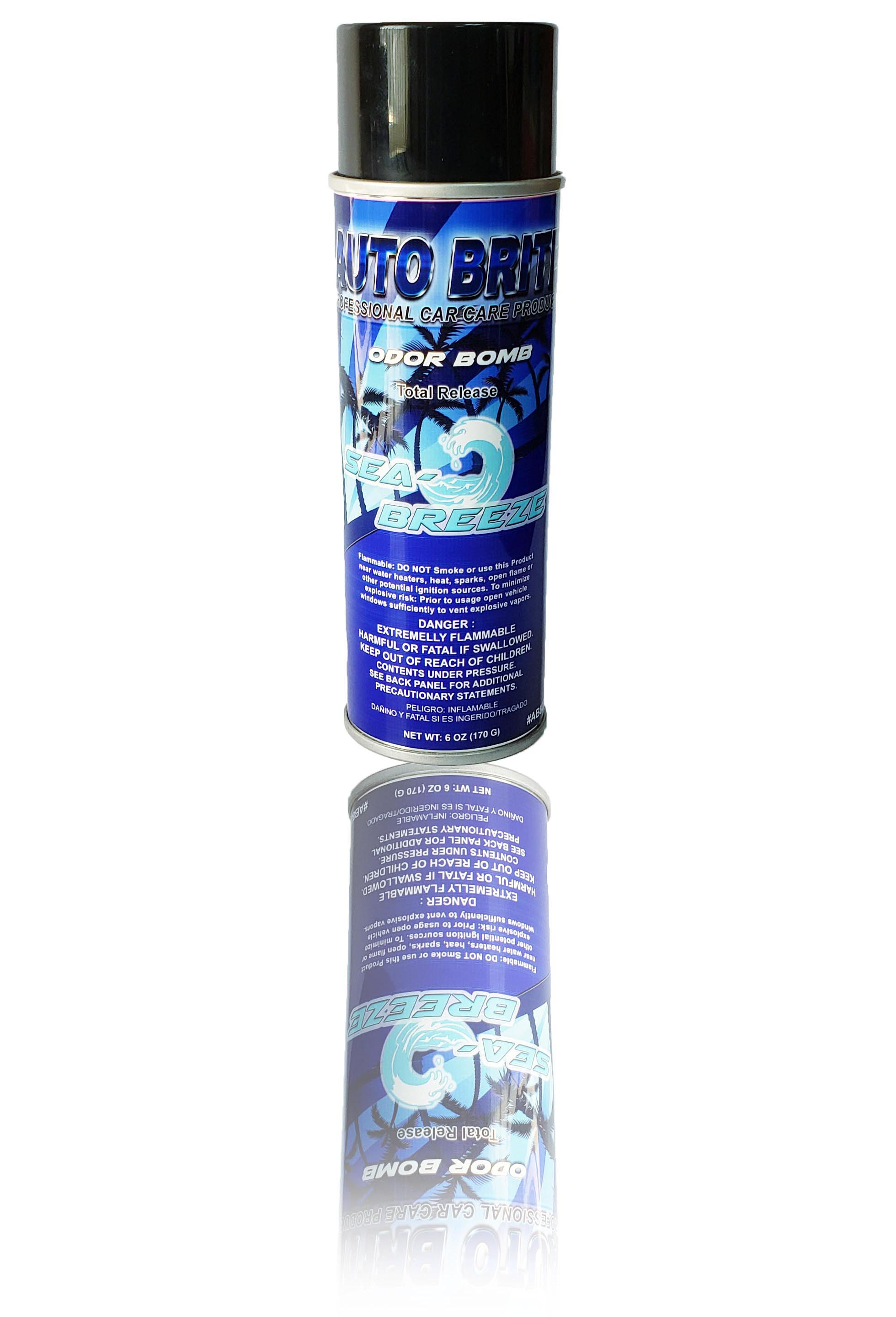 Sea Breeze Odor Bombs