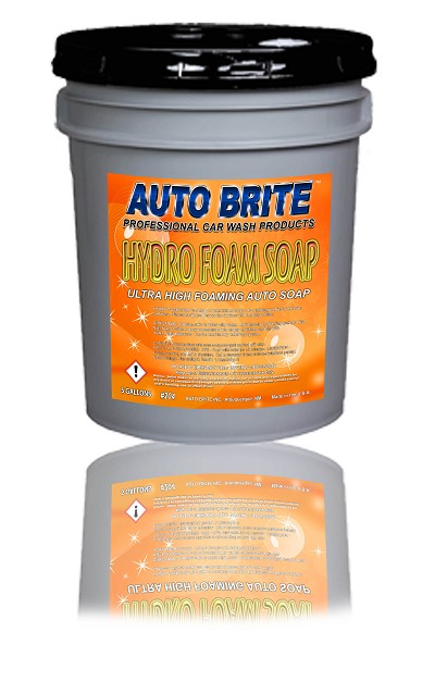 Hydro Foam Soap - 5 Gallon