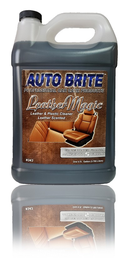 Leather Magic Cleaner - 1 Gallon