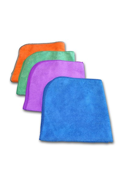 Premium Multi-Purpose Micro-Fiber Towels 12-Pack