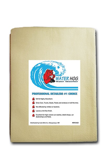 Water Hog Highly Absorbant Cloth
